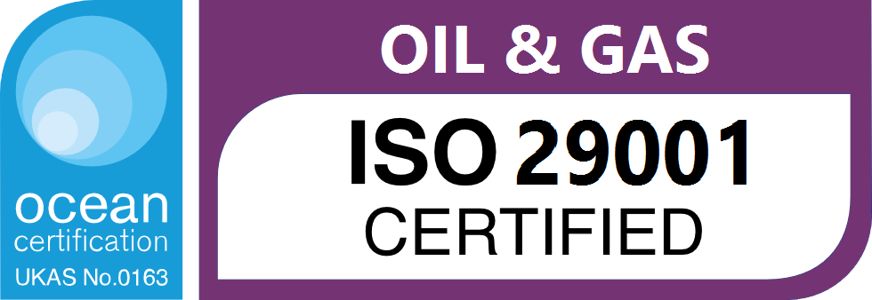 ISO 29001 certified   Oil & Gas   Customers   Design Engineering   Bespoke Manufacturing North East   Toolmaking   Ion Precision