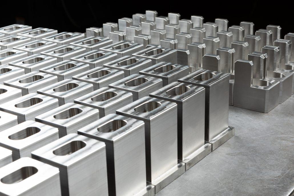 Batch Production Machining | Bespoke CNC Machining North East | Ion Precision Engineering