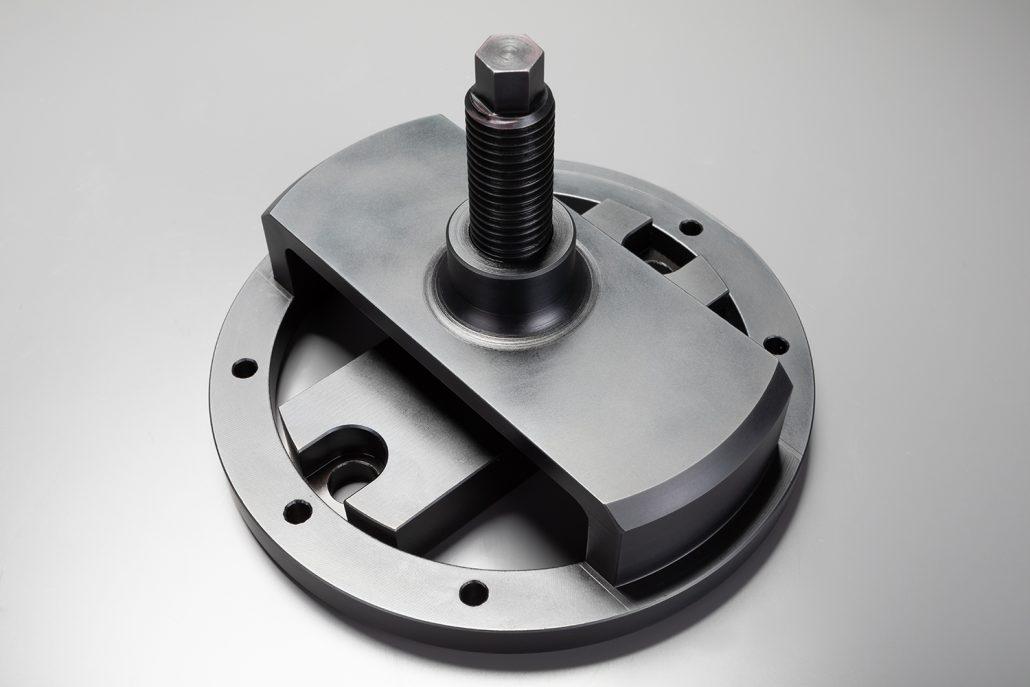 Seal Press Tool | Bespoke CNC Machining North East | Toolmaking | Ion Precision