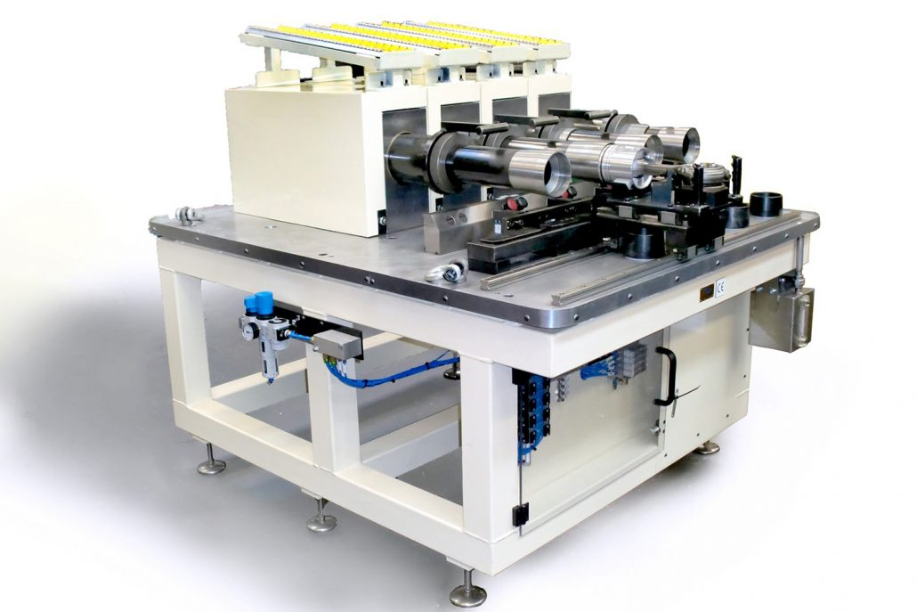 Piston Ring Insertion Machine | Special Purpose Machinery | Semi Automation | Automotive | CNC Manufacturing | Ion Precision Engineering