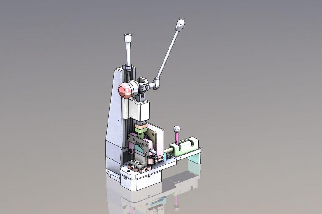 Bespoke Pressing Jig | Automotive | Design Engineering | Ion Precision Engineering