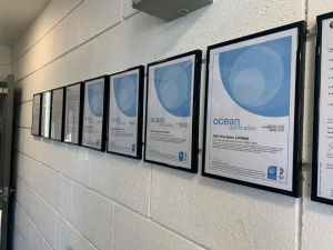 ION Accreditations and certificates