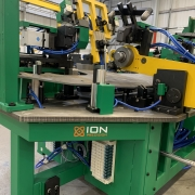 Welding Support Fixture | Case Study | Special Purpose Machinery | ION Precision